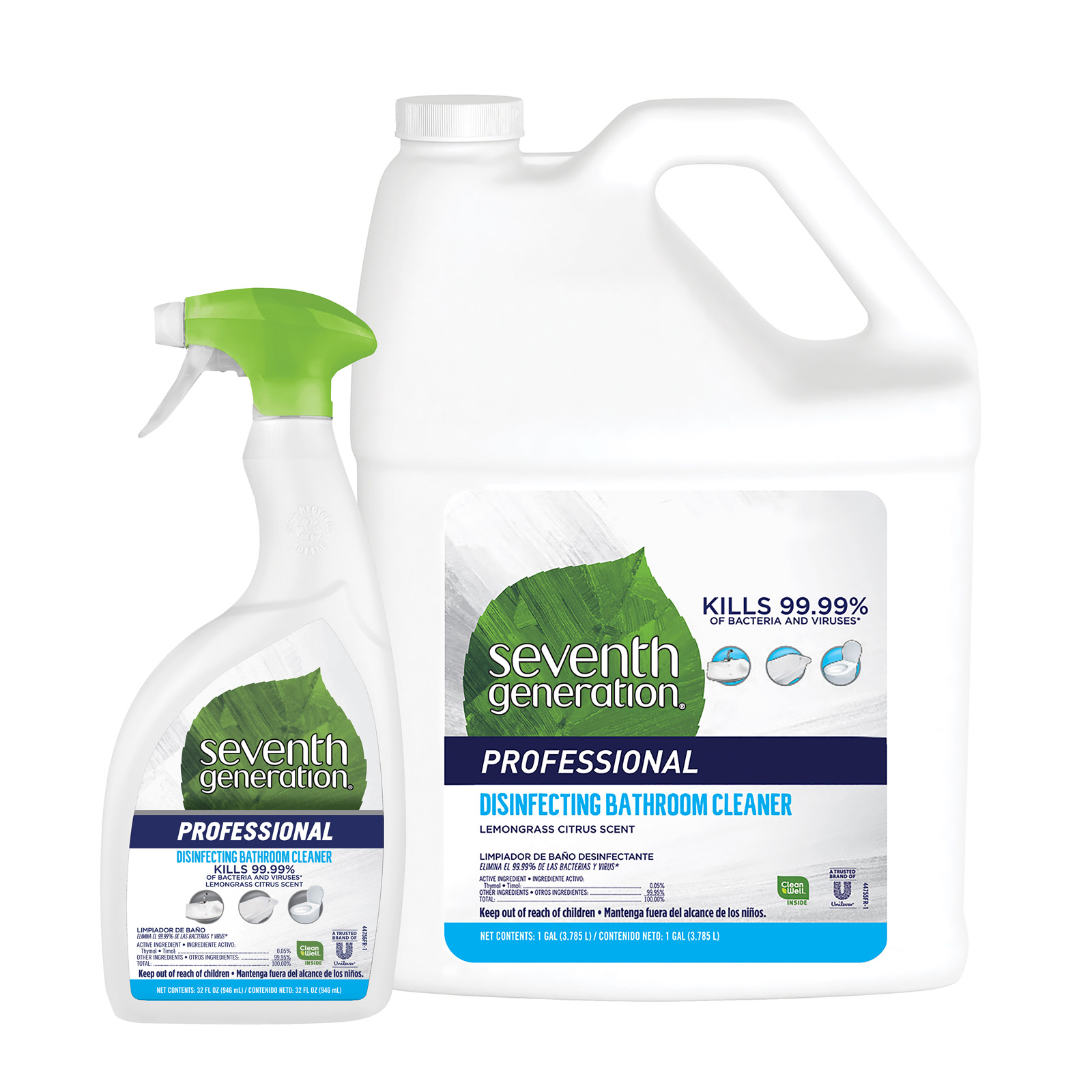 Disinfecting Bathroom Cleaner
